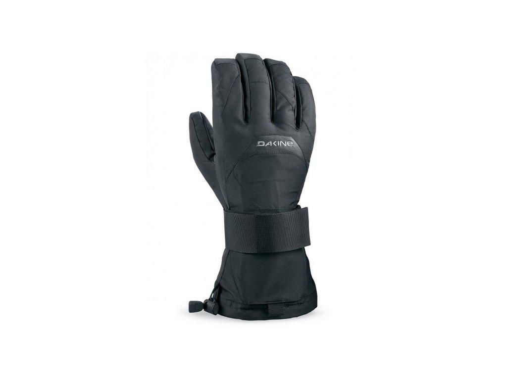 DAKINE - rukavice L NOVA WRISTGUARD GLOVE black