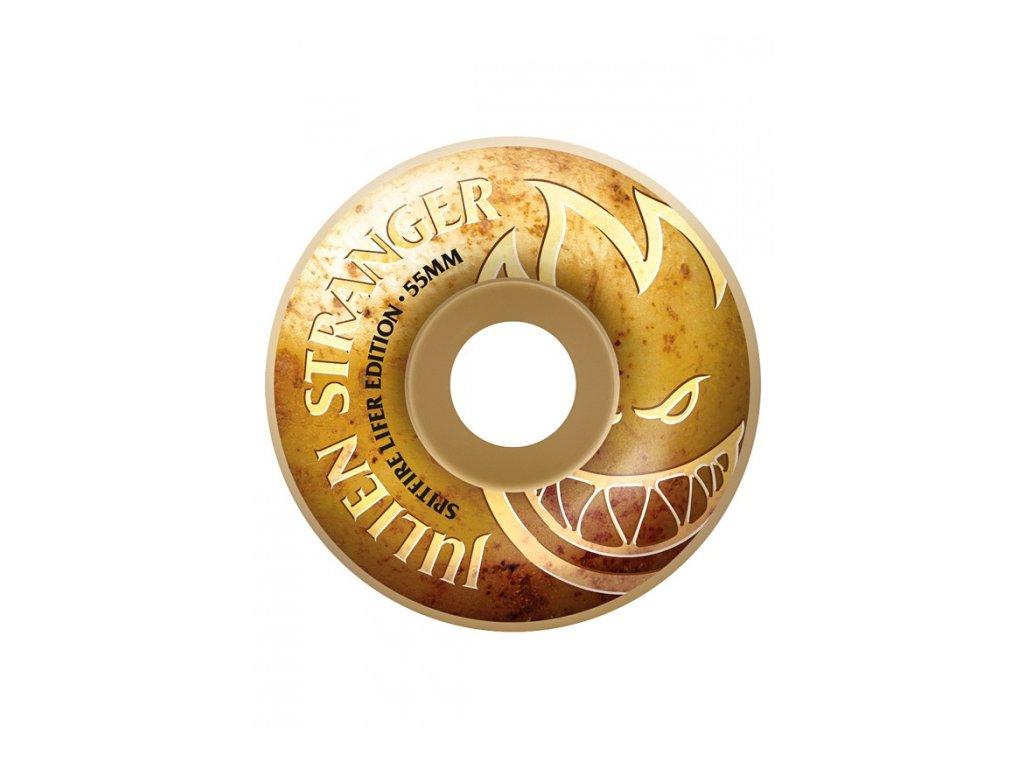 Spitfire kolieska F4 99 STRANGER 53 GOLD
