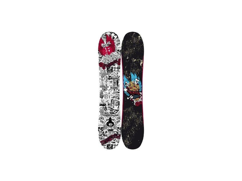Rossignol - snowboard HELLRAISER W 10/11