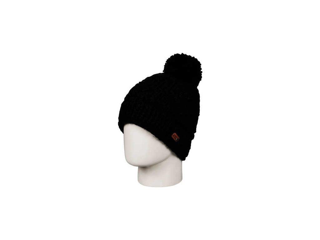 ROXY - čiapka WINTER BEANIE black