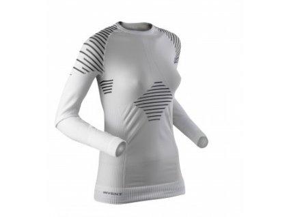 X-BIONIC - tričko T LADY INVENT UW SHIRT white/black