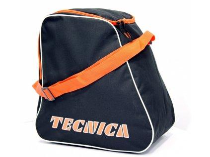 TECNICA - vak na lyžiarky SKIBOOT BAG * Tecnica black/orange 2017/2018