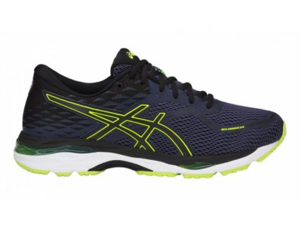 ASICS - obuv RUN GEL-CUMULUS 19 blue/lime
