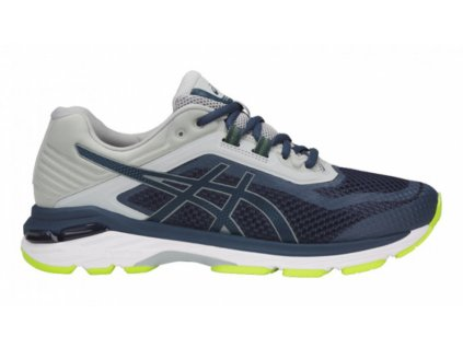 ASICS - obuv RUN GT-2000 6 blue/grey