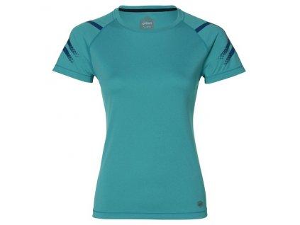 ASICS - tričko KR ICON SS blue
