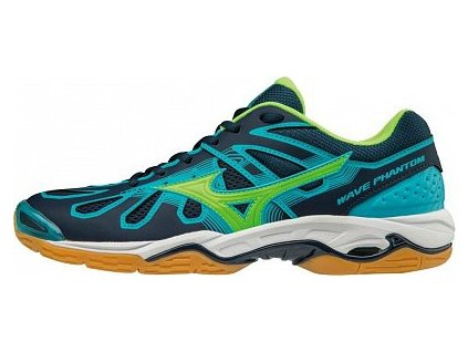 MIZUNO - obuv IN WAVE PHANTOM BLUE/GREEN