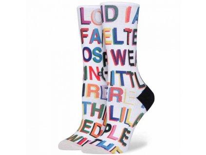 STANCE - ponožky STANCE LOVE LETTERS