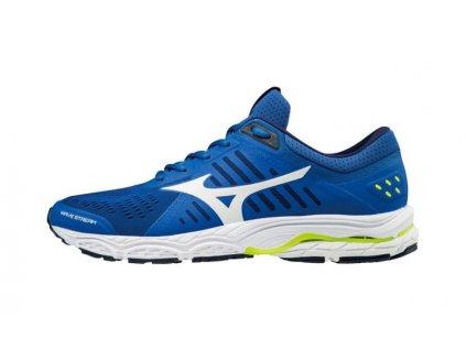 MIZUNO - obuv RUN WAVE STREAM blue/white