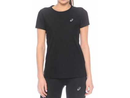 ASICS - tričko KR SHIRT BASIC black
