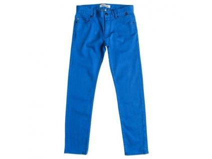 nohavice DISTORSION COLO  speed blue