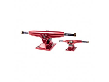 "IRON - truck Red 5.25"" Low red"