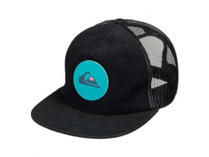 QUIKSILVER - šiltovka SWAGGLES black