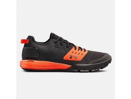 UNDER ARMOUR - obuv TR UA Charged Ultimate 3.0 black/orange