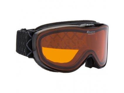 ALPINA - okuliare L A CHALLENGE S 2.0 D DLH black transparent