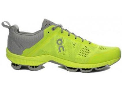 ON - obuv RUN CLOUDSURFER neon/grey