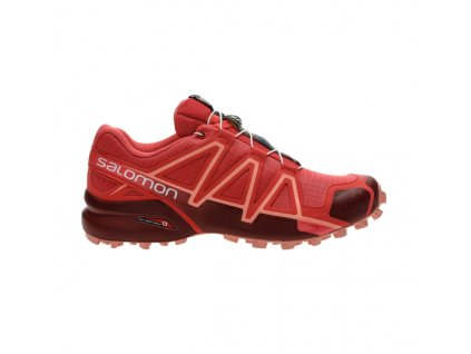 Salomon Speedcross 4 Scarpe Trail Donna Coral L40463800 A 600x600[1]