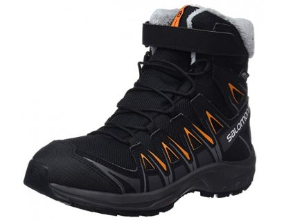 SALOMON - obuv OUT-A XA PRO 3D WINTER TS CSWP J black magnet 3cc1d7db0fa