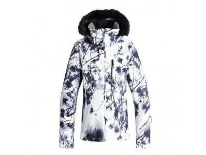 Roxy - bunda Z JET  SKI  PREMIUM  JK bright white