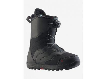 BURTON - obuv SNB MINT BOA 18/19 black