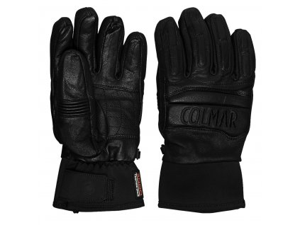 ski gloves colmar racing black[1]