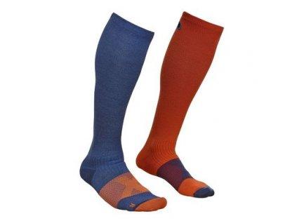 ponozky ortovox tour compression socks night blue 12055.thumb 400x554[1]