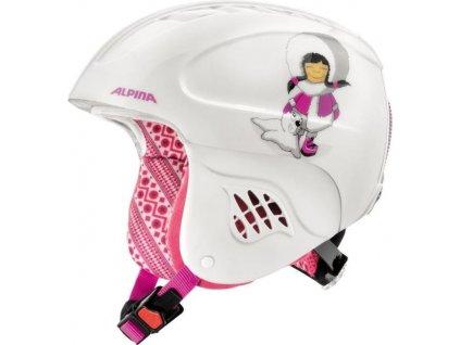 Alpina - prilba CARAT eskimo girl 18 19 48-52 1a839e888f2