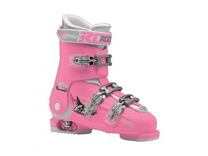 ski shoes roces idea free deep pink white 36 40