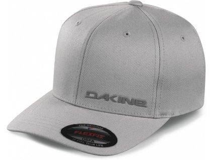 Dakine - šiltovka SILICONE RAIL GREY