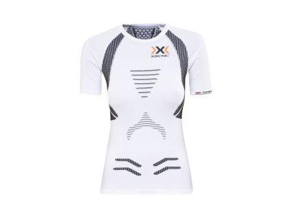 x bionic running lady the trick ow shirt sh sl white black nos[1]