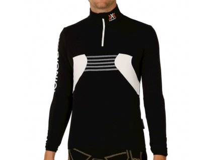 X-BIONIC - mikina T SKI MAN RACCOON OW 2ND LAYER ZIP U