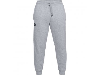 Under Armour - tepláky RIVAL FLEECE JOGGER steel light heather