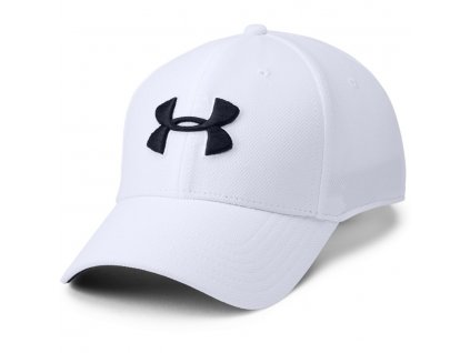 Under Armour - šiltovka Blitzing 3.0 Cap white
