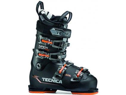 Tecnica - lyžiarky MACH SPORT 100HV black 18/19