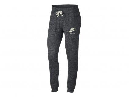 NIKE - tepláky Sportswear Gym Vintage grey