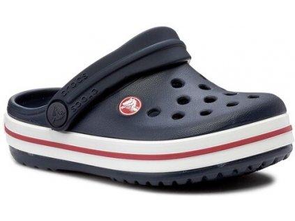 Crocs - šľapky CROCBAND CLOG K navy