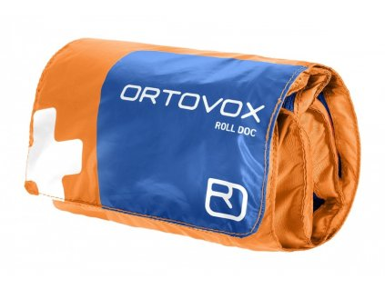 Ortovox First Aid Roll Doc rolovacie lekárnička orange