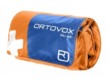 Ortovox First Aid Roll Doc rolovacie lekárnička oranžová