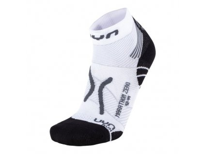 UYN - ponožky MAN RUN MARATHON ZERO SOCKS white
