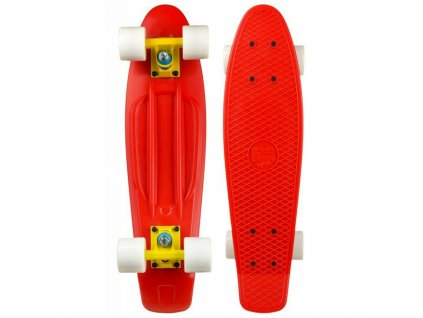 "Long Island - longboard BUDDIE 22"" RED"