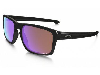 Oakley - okuliare F Sliver Polished Black  PRIZM™ Golf 27db249c0aa