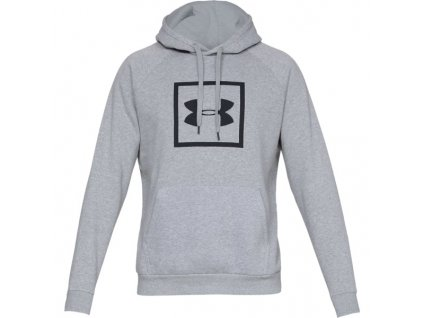 mikina under armour rival fleece logo hoodie 1329745 035[1]