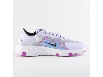 NIKE - obuv RUN Renew Lucent pink violed