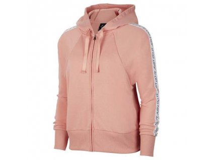 NIKE - mikina DrI-FIT Get Fit shell pink