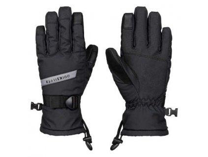 QUIKSILVER - rukavice L MISSION YOUTH GLOVE Black