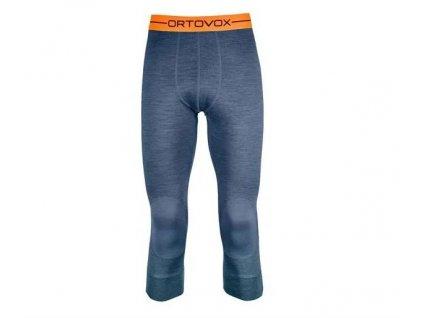 ORTOVOX - nohavice T 185 Rock'n'Wool Short Pants night blue blend