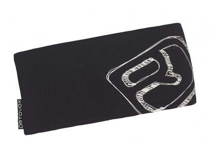 Ortovox Headband 145 black[1]
