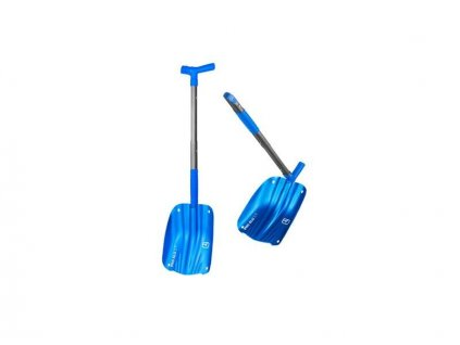 ORTOVOX - Set Ortovox Pro Alu III + Pocket Spike safety blue