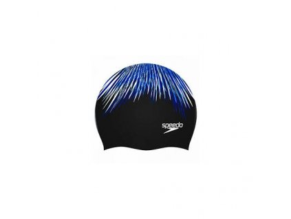 speedo long hair cap printed b968 whitejade[1]