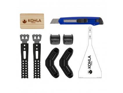 KOHLA - príslušenstvo k pásom Kohla Multi Clip System