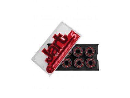 jart kugellager abec 5 black red vorderansicht 0180315 600x600[1]